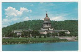 State Capitol Building Charleston Old Unused Postcard B200210 - Charleston