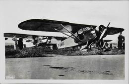 CPA. Carte-Photo > Entre Guerres > ISTRES-AVIATION - Avion De Tourisme POTEZ 53 Moteur POTEZ Q Ab - En TBE - 1919-1938: Entre Guerres