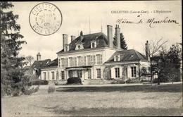 Cp Cellettes Loir Et Cher, L'Hydoiniere - Autres Communes
