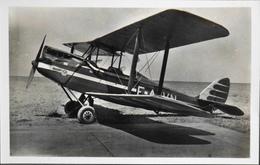 CPA. Carte-Photo > Entre Guerres > ISTRES-AVIATION - Avion De Tourisme - MOTH-MORANE - En TBE - 1919-1938: Entre Guerres
