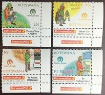 Botswana 2000 Literacy Decade MNH - Botswana (1966-...)