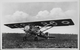 CPA. Carte-Photo > Entre Guerres > ISTRES-AVIATION - Avion GOURDOU 32 - En TBE - 1919-1938: Entre Guerres