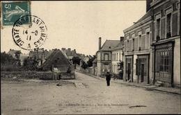 Cp Combrée Haut Anjou Maine Et Loire, Rue De La Gendarmerie - Autres Communes