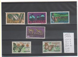 NIGERIA 1973-82 LOT NEUF** MNH - Nigeria (1961-...)