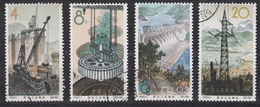 PR CHINA 1964 - Hsinankiang Hydro-electric Power Station CTO - Gebraucht