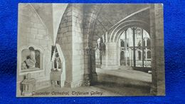 Gloucester Cathedral Triforium Gallery England - Gloucester