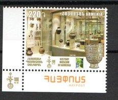 RCC PCC Armenia Museum 2019 MNH - Armenia