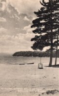 CPA   ETATS-UNIS---MUNICIPAL BATHING BEACH ON LAKE CHAMPLAIN BURLINGTON, VERMONT---1917 - Burlington