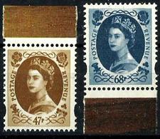 Gran Bretaña Nº 2391a-2443a Nuevos - 1952-.... (Elizabeth II)