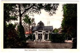 Bad Salzschlirf - Bonifacius-Brunnen , 1917 - Fulda