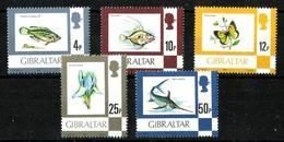 Gibraltar Nº 420/24 Nuevo. Cat.26,50€ - Gibraltar