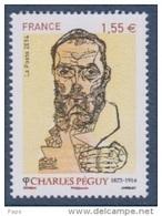 2014-N°4898** C.PEGUY - France