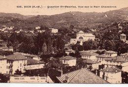 Nice Belle Vue Du Quartier St-Maurice Le Parc Chambrun - Multi-vues, Vues Panoramiques