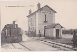 Bx - Cpa LA CHEVROLIERE (Loire Inférieure) - La Gare - Francia
