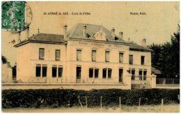 38 SAINT-ANDRE-le-GAZ - Ecole De Filles - France
