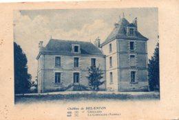 La Garnache : Château De Bel Enton - France