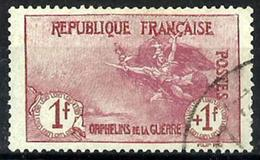 Francia Nº 154 Usado. Cat.490€ - Francia