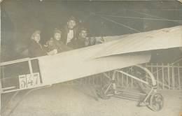 Militaria - Photo De Soldats Dans Un Avion De La 1er Guerre WW1 - Guerre 1914-18