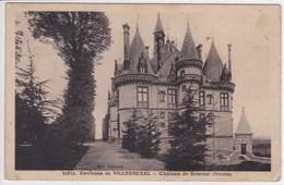 25 VILLERSEXEL Château De Bournel - France