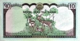 NEPAL P. 70 10 R 2012 UNC - Nepal