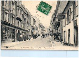 65 BAREGES - Entrée De La Ville - Magasins Fourment - Frankrijk