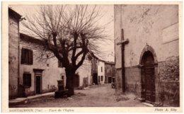 83 MONTAUROUX - Place De L'église - Frankrijk