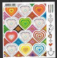 France 2011 Bloc Feuillet N° 131 Neuf Saint Valentin Maurizio Galante à La Faciale - Sheetlets