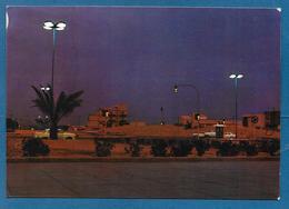 SAUDI ARABIA RIYADH AIRPORT STREET - Arabia Saudita
