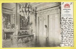 * Laken - Laeken (Brussel - Bruxelles) * (Vanderauwera & Cie) Chateau De Laeken, 1er Salon Appartement Des Princes - Laeken