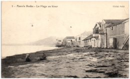 MAXULA RADES - La Plage En Hiver - Tunisie