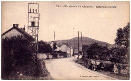 71 Environs Du Creusot - CHEVROCHES - France