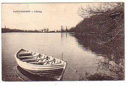 Saint Maigrin - L'étang - Frankrijk