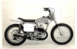 Bultaco Astro 250 Mod.195 +-18cm X 12cm  Moto MOTOCROSS MOTORCYCLE Douglas J Jackson Archive Of Motorcycles - Fotos