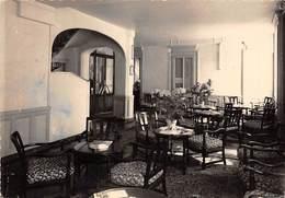 73 .n° 21401 . Aix Les Bains . Hotel Chateau Durieux .interieur Le Hall .cpsm .10.5 X 15cm . - Aix Les Bains