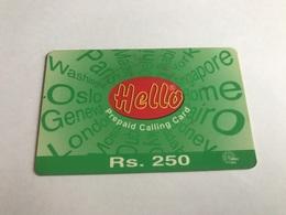 1:470  - Pakistan Prepaid - Pakistan