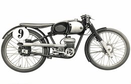 Montesa, Prototipo Para Competición1949 +-18cm X 12cm Moto MOTOCROSS MOTORCYCLE Douglas J Jackson Archive Of Motorcycles - Fotos