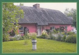 Postcard Golden Vale House Bunratty Folk Park Co Clare Ireland  My Ref  B24062 - Clare