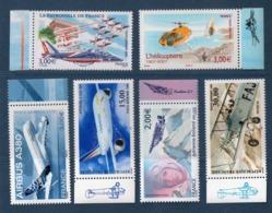 Poste Aérienne N° 62a/63a/68a/69a/70a/71a Neuf ** Gomme D'Origine  TTB - Airmail