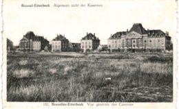 Etterbeek  Vue Générale Des Casernes - Etterbeek