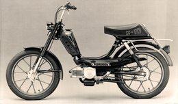 Puch X-10 +-18cm X 12cm Moto MOTOCROSS MOTORCYCLE Douglas J Jackson Archive Of Motorcycles - Sonstige