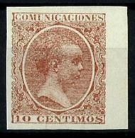 España Nº 217s Sin Goma. Cat.60€ - Neufs