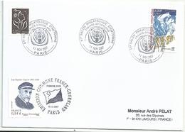 Cachet Illustré - Ours Polaire - YT 3331 Ascension De L'Annapurna - Pourquoi Pas ? - Postmark Collection (Covers)