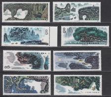 PR CHINA 1980 - Guilin Landscapes MNH** OG XF - 1949 - ... Volksrepublik