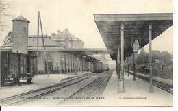 88 - Vosges - Remiremont - Gare - Remiremont
