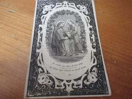 Dp 1779 - 1863, Zarren, Vansteenkiste - Images Religieuses