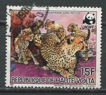 Upper Stamp Volta 1986 Fauna - Burkina Faso (1984-...)