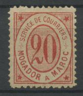 Maroc Postes Locales (1892) (charniere) - Marokko (1891-1956)