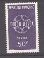 France  :  Yv  1219  **  Europa - Neufs