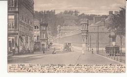 Carte Liège - Liege
