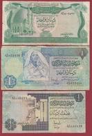 Libye  10 Billets Dans L 'état - Libya